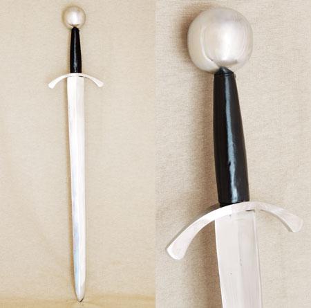 Spätgotisches Schwert, 15.Jhdt, mit Mittelgrat *Sonderpreis*