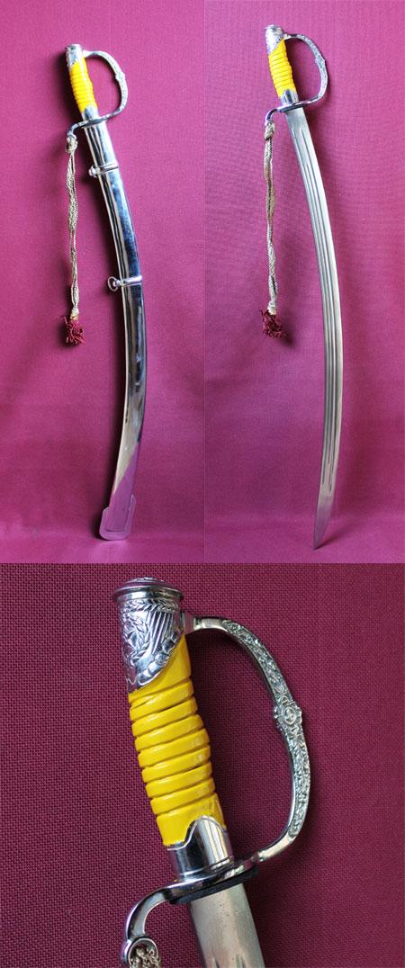 Soviet General Sword, 1940 pattern