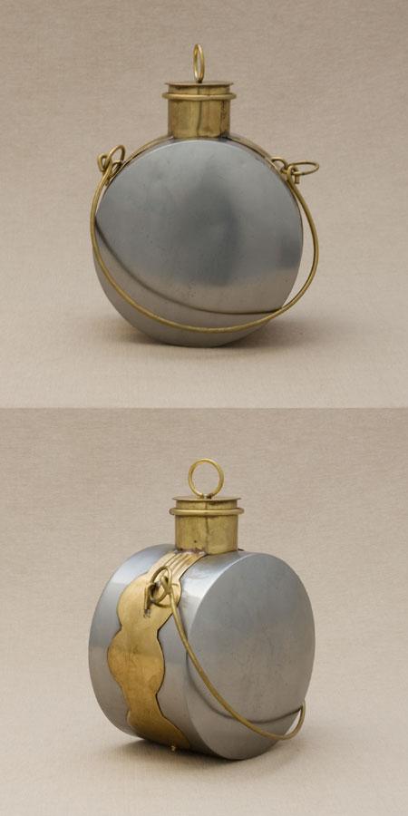 Roman legionaries' water bottle, 1st century A.D.