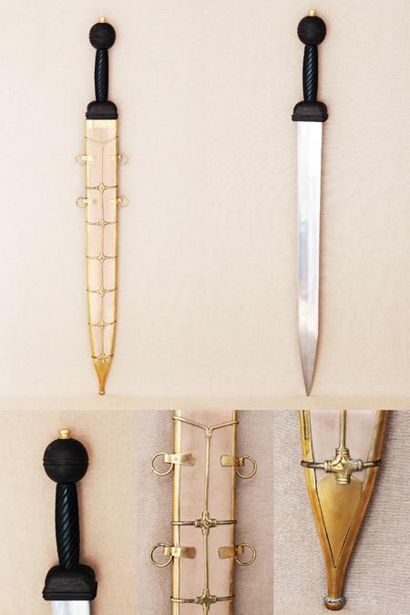 Caesarian sword, gladius