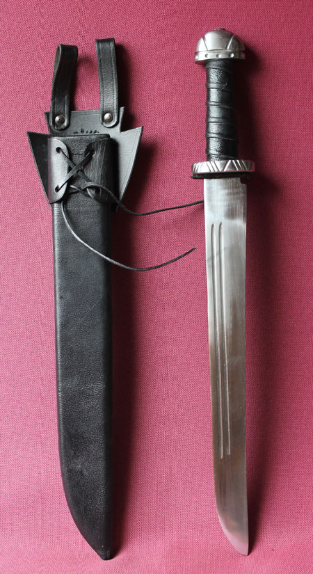 Pirate Short Sword Dagger Iron