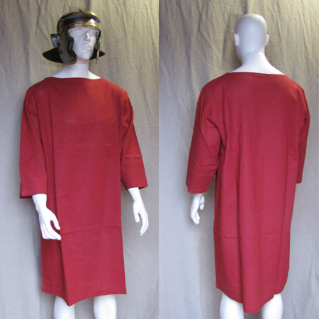 Red Tunic, cotton
