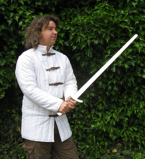 Deepeeka medieval style gambeson jacket