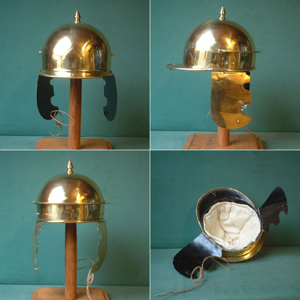 Helm der Legionäre Roms, 1. Jhdt. AD, Coolus D