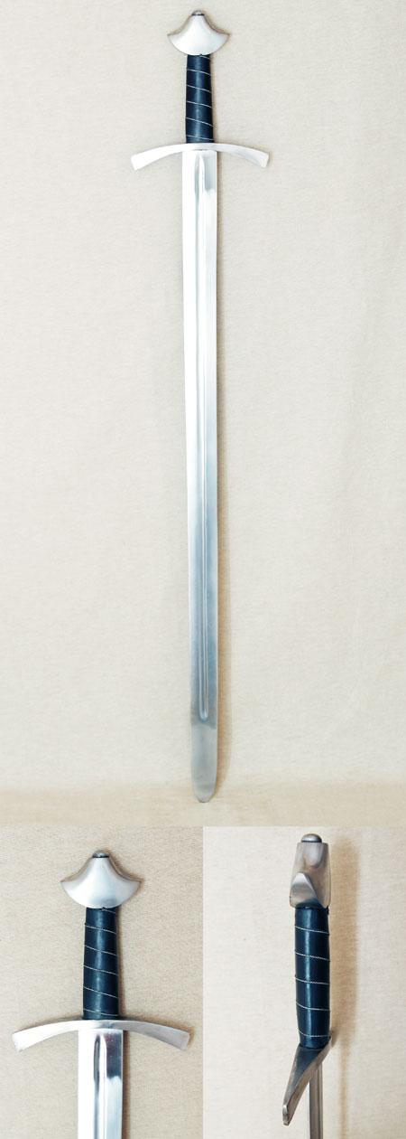 Gotisches Schwert 14. Jhdt.