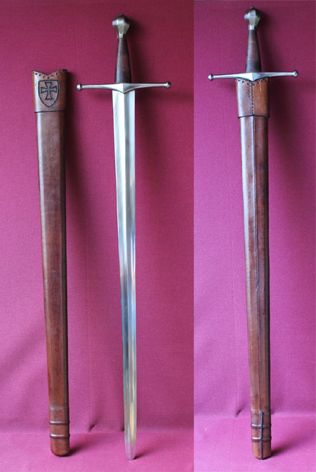 Medieval German Single Handed Sword