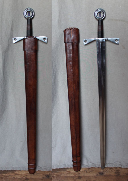 The Irish Gallic-Norse Single handed sword