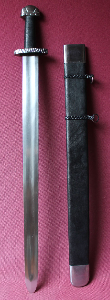 Swedish Viking Sword H/C-Iron