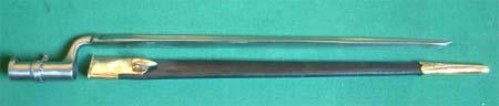 Bajonett Großbritannien für Enfield-Gewehr