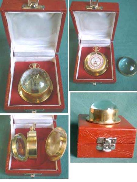 Iron Watch with Quartz - Paperweights