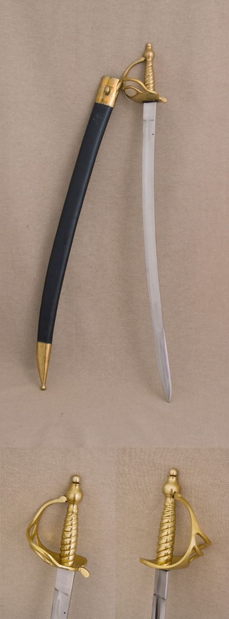 Infantry sabre, Prussia