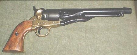 Famous Western Colt, Army 1860