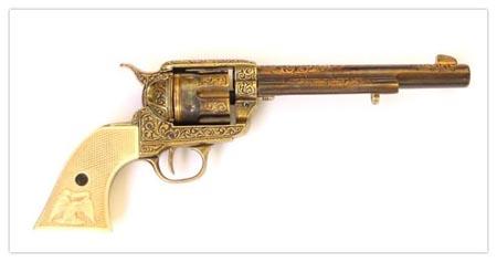 Famous Western Colt, Peacemaker M 1873