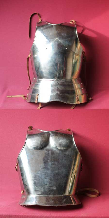 Brustpanzer - Italien