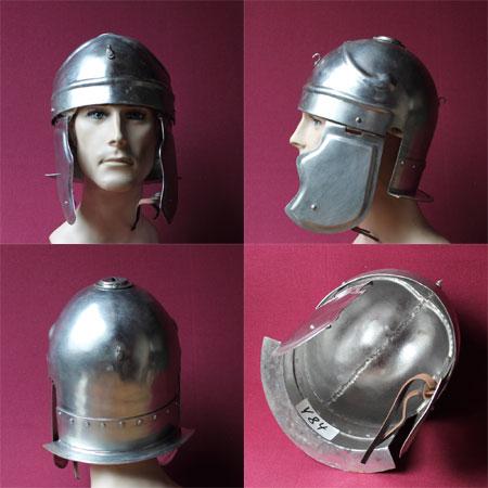Römer Helm d. Legionäre, Typ Italic A