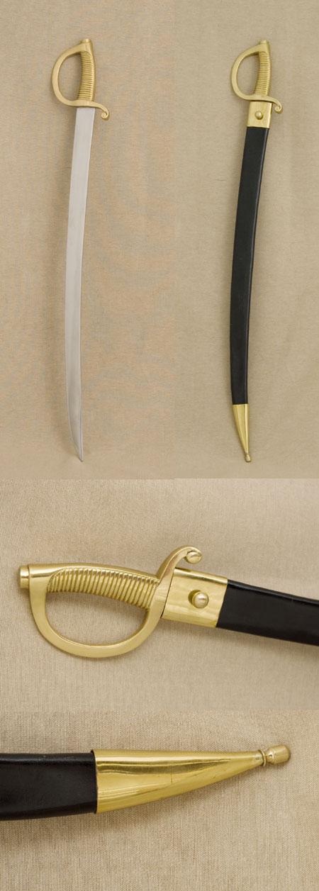 Säbel  An IX  der Infanterie Napoleons