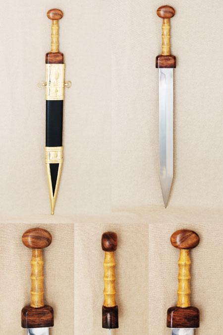 Gladius,  Römer - Schwert der Legionäre Roms