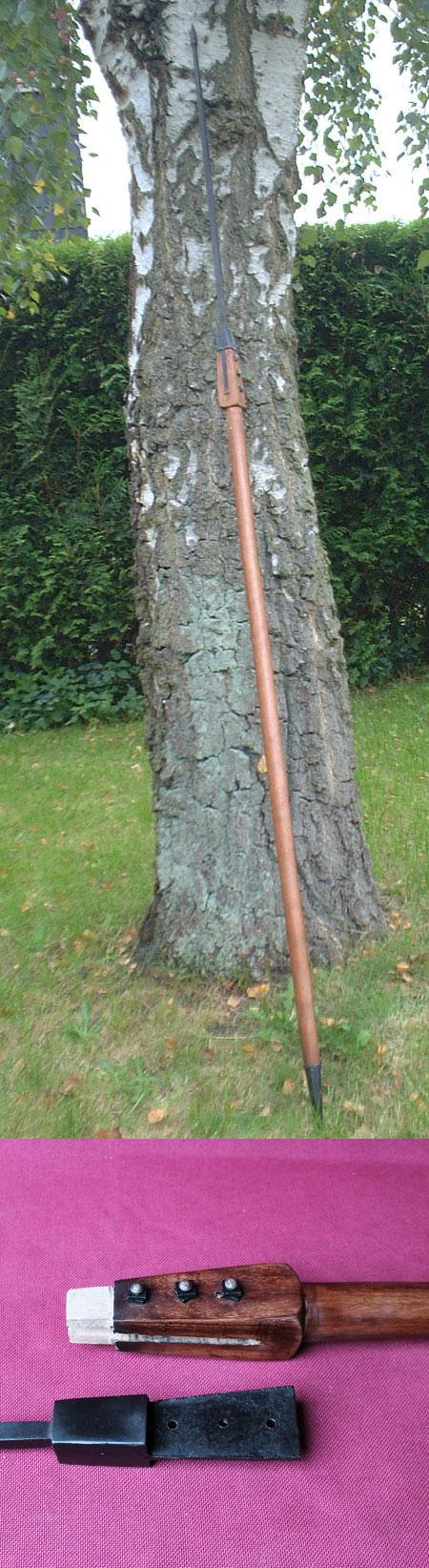 Römische Wurflanze pilum