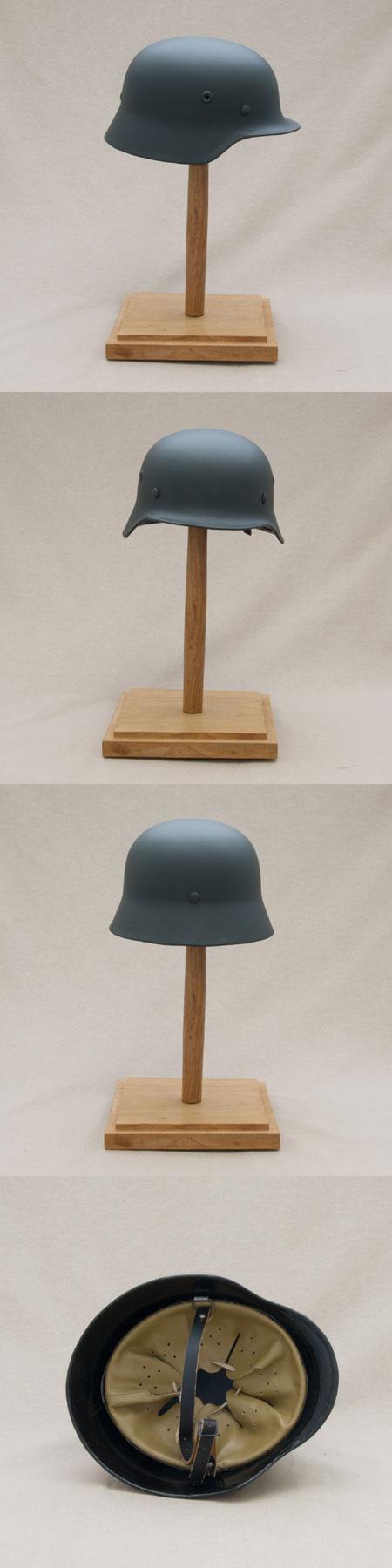 Deutscher Stahlhelm M 40, 2. Weltkrieg