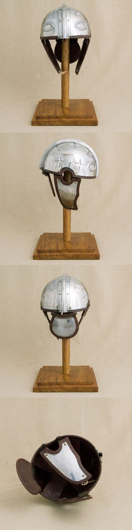 Helm der Legionäre, Rom 3.Jhdt.,Intercisa I