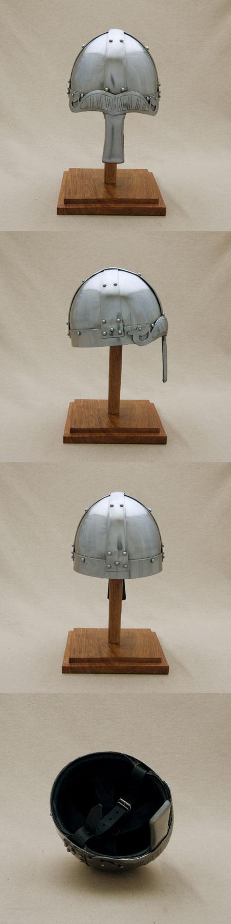 Starker Helm Wikinger - Normannen, um 900 AD