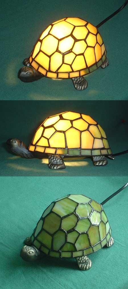 schildkröte lampe
