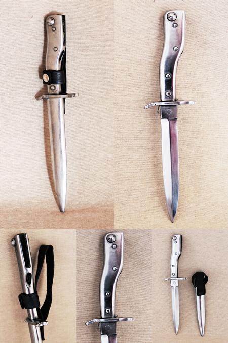 Grabendolch für Karabiner K98