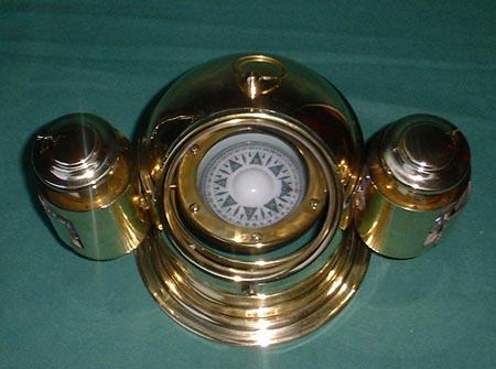 Rettungsboot - Kompass, 19.Jhdt.