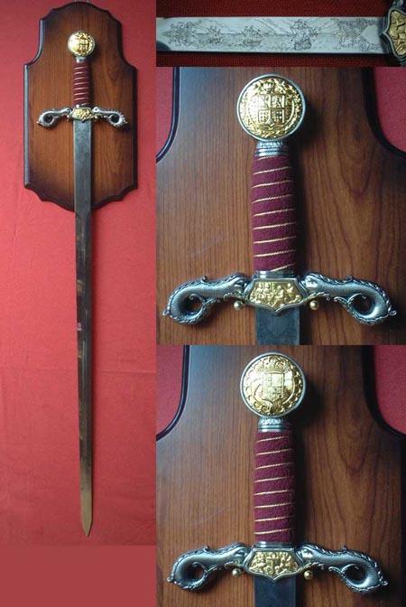 Spanisches Dekorationsschwert