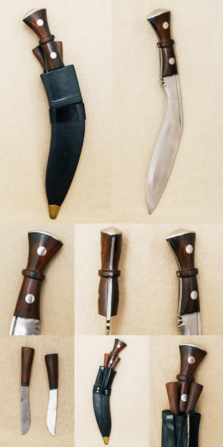 Khukri knife, 17th Cent., Nepal