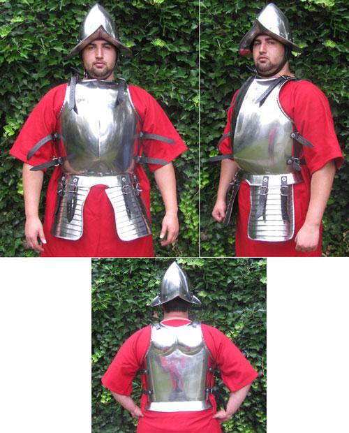 Maltese armour - Templar