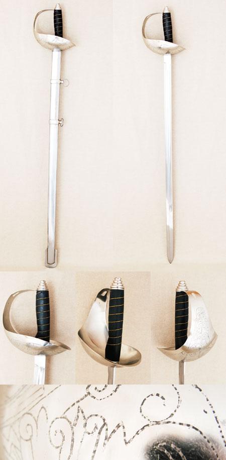 1908 pattern British Cavalry Sword replica