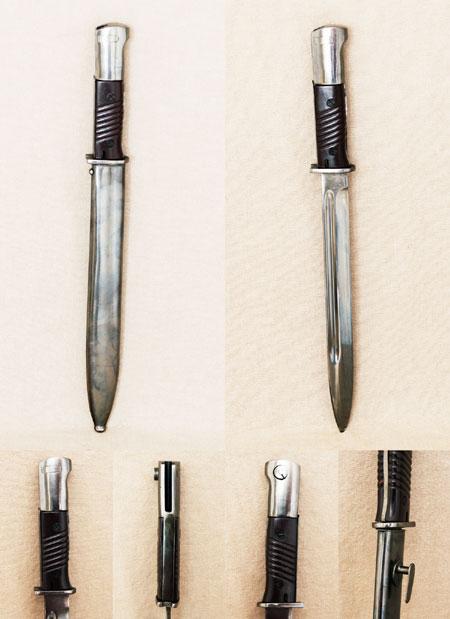 Bayonet K98 expert repro for a collector or dealer