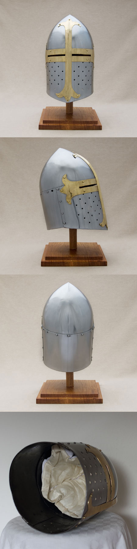 Medieval Great Helmet