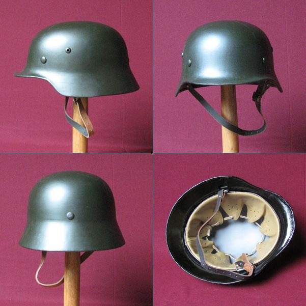 German M35 helmet, WW2, best quality reproduction, size L