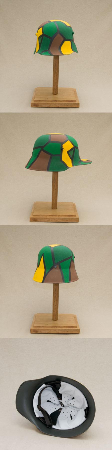 German M18 helmet, WW1, best quality reproduction