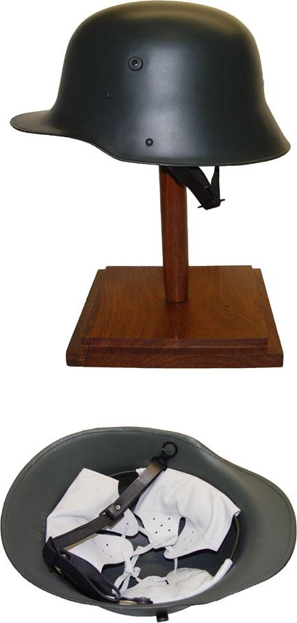 German M17 helmet, WW1, best quality reproduction