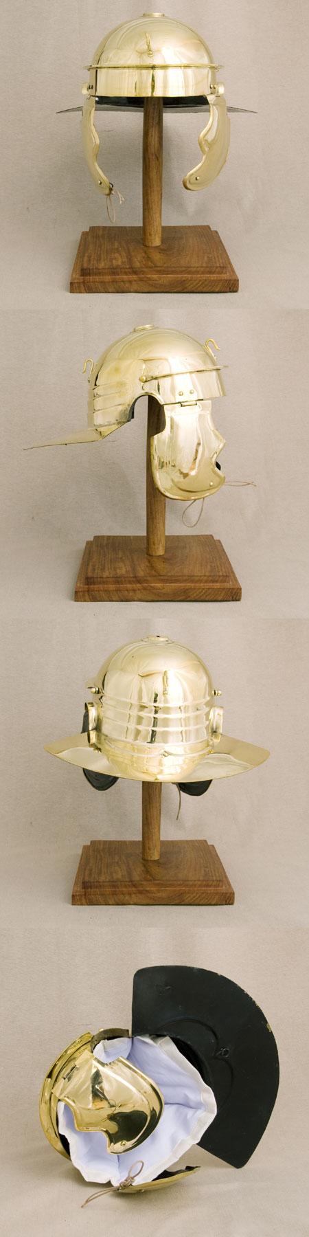 Roman Italic C Cremona helmet f. reenactors