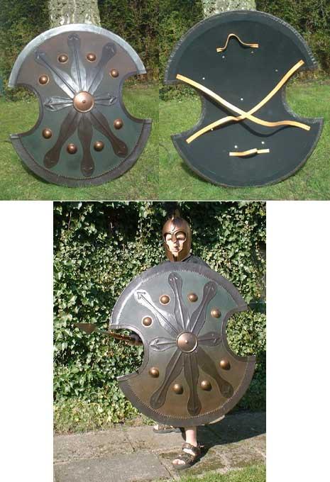 trojan sword and shield - 465×680