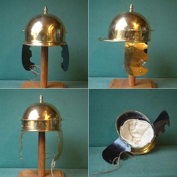 Roman infantry helmet, 1st cent. AD Coolus D