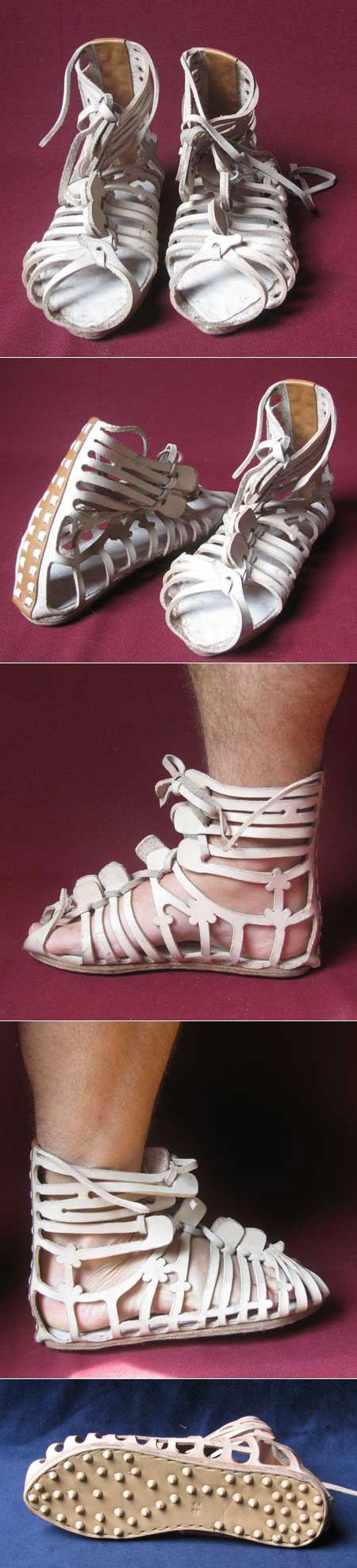 Roman Sandals (Caligae)