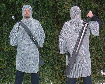 Carrying belt for reenactment swords