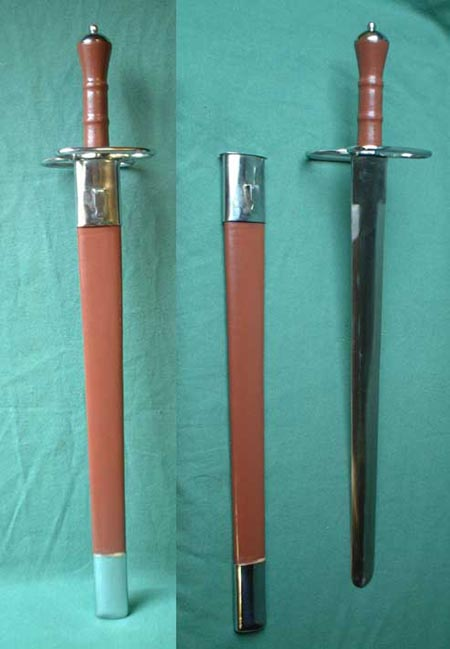 German Landsknecht Short Sword