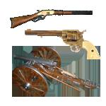 Dekorationswaffen